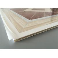 Buy Light Weight Pvc Wall Tile Panels , Suspended Ceiling Tiles For Bathrooms at wholesale prices