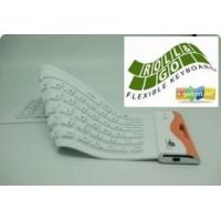 Quality Foldable Flexible Silicone USB Keyboard for sale