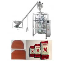 Quality Chilli Powder Automated Packing Machine / Singhara Nut Starch Packing Machine for sale
