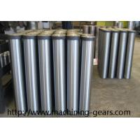 Quality Railway High Precision Steel Custom Dowels Pins And Shafts Heat Treated for sale