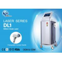 Quality Germany Laser Bars 808nm Diode Laser Hair Removal Machine For Salon 600W for sale