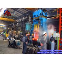 Quality Fully hydraulic closed die drop forging hammer forge auto part for sale