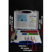 Quality high quality TDS/PH/ORP meter water test kit for all water test ABS box for sale