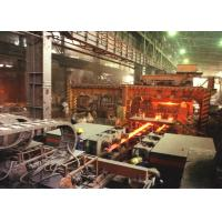 Quality Ni Cr steel round and square billet caster horizontal casting machine for sale