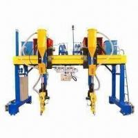 Quality Gantry Auto-submerged Arc Welding Machine with 2 Sets Trolleys for sale