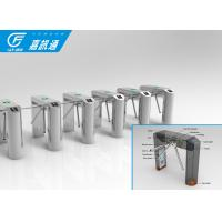 Quality Full Automatic Vertical Tripod Turnstile Bi - Direction Long Service Life For Scenic Spots for sale