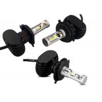 Quality Auto Styling S1 H4 9003 HB2 Led Head Lamp 50W LED Headlights 8000LM Car Lamp 6500K Auto Bulb for sale