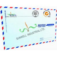 Quality Offset Paper Custom Printed Business Return Envelopes With Multi Color Edge for sale