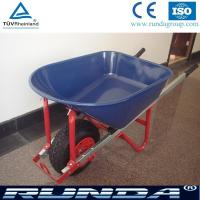 China HIGH QUALITY PNEUMATIC WHEEL TYPE WHEELBARROWS WB8029 on sale