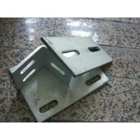 Quality stainless steel Industrial metal plating parts of stamping / punching / bending for sale
