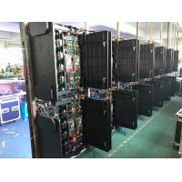 Buy P5/10 Outdoor LED Screen 1/4 Scan SMD2727/3528 , 320mm*160mm Model Size at wholesale prices