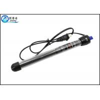 Quality Stainless Steel Tempeature Adjustable Aquarium Glass Heater Durable 200 W for sale