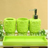 Quality bathroom accessories gift suit with 8100(8pcs) for sale
