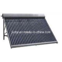 Buy cheap Non Pressure Solar Collector from wholesalers