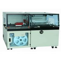 Quality sealing shrink wrapping machine With  Tunnel heat shrinkage wrapper for sale