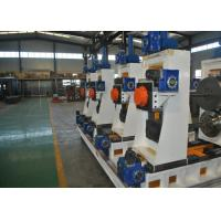 Quality High Efficiency Metal Pipe Welding Machine / Square Pipe Making Machine for sale
