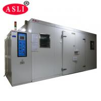 Buy cheap Stability Test Usage Walk In Environmental Chamber , Temperature Humidity from wholesalers