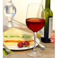 Buy Crystal Stemware Wine Glasses Long Stem Lead Free Dish Washer Test at wholesale prices