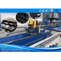 Quality Galvanised Steel Cold Cut Pipe Saw 50m / Min Cutting Speed With Saw Blade for sale