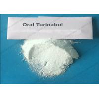 Quality 99.5% Purity Oral Turinabol 4-Chlorodehydromethyltestosterone Body Building Steroids CAS 2446-23-3 for sale