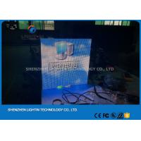 IP65 6500 Nits outdoor led display screen , 500 x 500mm outdoor led screen rental