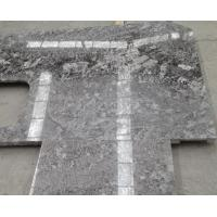 Buy Antico Cream Granite Countertops High Polished Granite Vanity Top Kitchen Sink at wholesale prices