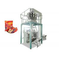Quality Vertical Oats Chocolate Sachet Packing Machine Full Automatic 2.2kw for sale