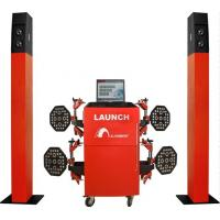 Quality Flexible Auto Workshop Equipment , 50Hz / 60Hz KWA-300 3D Wheel Aligner for sale