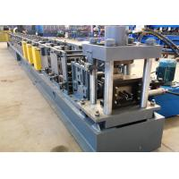 Quality Light Heavy Duty Rack Roll Forming Machine Upright Beam Box Bending for sale