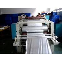 Quality Siemens PLC Inter Fold Aluminum Foil Machine for Grill /  Fresh fruit , draw out type for sale