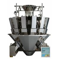 Quality CE 14 Head Weigher For Granule Products , Stepmotor Display Multi Head Machine for sale