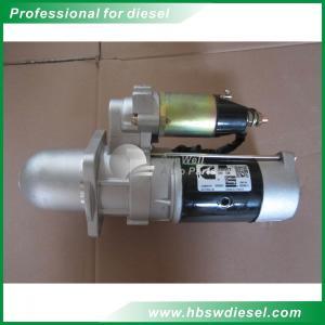 Quality Delco Starter Motor 24V / 3.8KW / 10T For Dresser Loader 3909914 3918377 3926932 for sale