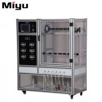Quality 800W Cable Bending Test / Flexing Test Apparatus Six Station 800 Watt for sale