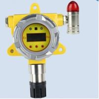 Buy cheap Fixed ethylene gas detector with replaceable sensor and remote control,online monitor from wholesalers