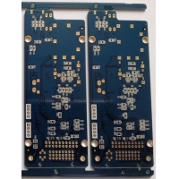 Quality Black Solder Mask ITEQ FR4 PWB Circuit Board For Wireless Lan Card for sale