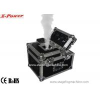Quality Professional Low Hazer Fog Machine 500 Watt With Flight Case For Various Indoor Places, Pub  X-013 for sale