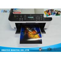Quality Dye Ink Printing A4 Double Sided Glossy Inkjet Photo Paper 160 Gram for sale