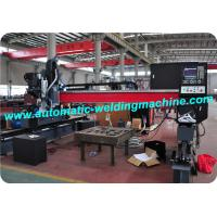 Quality Automatic H Beam CNC Drilling Machine , Sawing Cutting Machine for sale