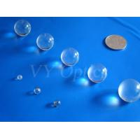 Buy cheap Optical off-the-shelf dia.1.8mm ball lens from wholesalers