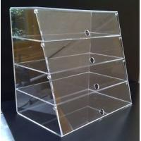 Quality Clear acrylic cabinet with drawer for sale