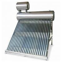 Quality The high efficiency compact pressurized solar water heater with heat pipe for sale