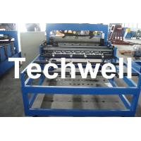 Quality Automatic Hydraulic Roof Bending Machine With 0 - 12m/min Speed For 0.3 - 0.8mm Roof Sheet for sale