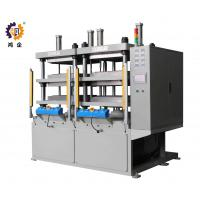 Quality 60T High Reliable Hydraulic Heat Press Machine With Two Work Stations for sale