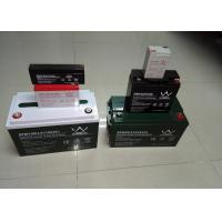 Quality Inverter / Solar Front Terminal Battery Gel Type 12v125ah , Long Life Battery for sale