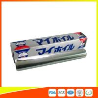 Quality 8011 Alloy Heavy Duty Aluminum Foil Sheets For Food Packaging Cold Resistant for sale