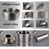 Quality Grinding Surface Cobalt Chrome Alloy Powder Metallurgy Applications Parts for sale