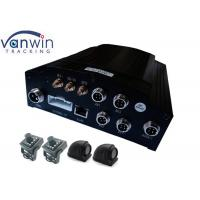 Quality 4 - CH H.264 CCTV Mobile DVR Bus People Counter , CMS 3G Mobile DVR WITH GPS Track for sale
