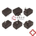 China EN60601 Standard 18W Series Fixed Plug 5V 9V 12V 24V Output Medical Power Supply for sale