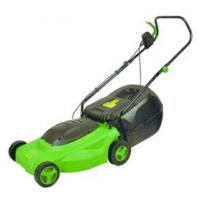 Quality 32cm 1000w Household Motorized Lawn Mower Long Working Time Increase Fertility for sale
