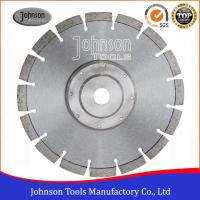 China 105-600mm Wet Cutting Asphalt Saw Blades Without Protection Segment on sale